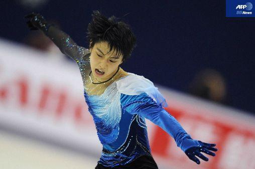 2011中国杯 男子シングル: みじ...