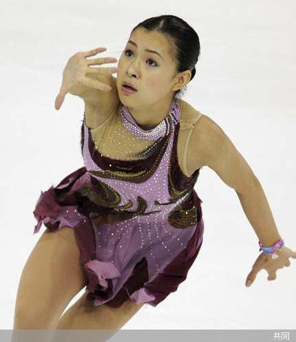 2011中国杯 女子シングル: みじ...